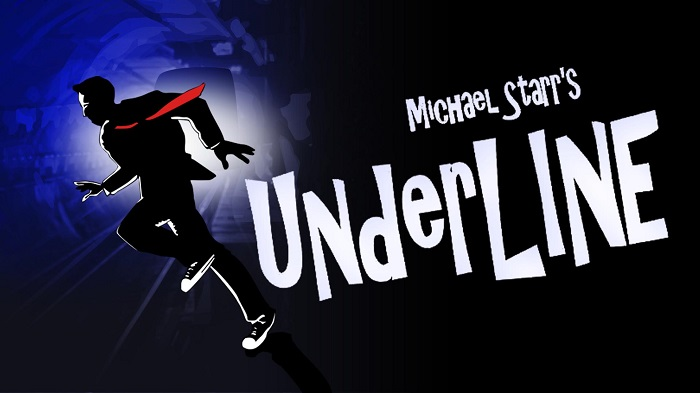 The Fringe Files presents Underline by Michael Starr