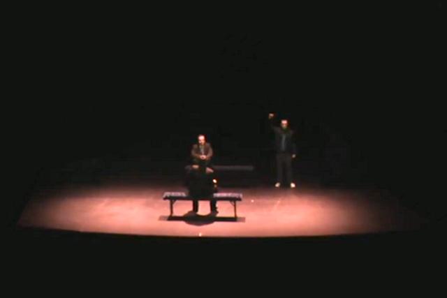 Underline - Performance - 12 October 2013 - Woking Drama Festival