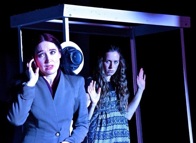 Performance - Samantha - 03 October 2015 - Hamilton House