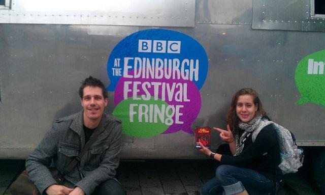 The Fringe Files at the 2011 Edinburgh Fringe Festival