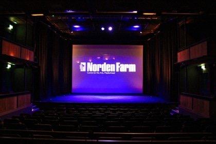 Blackhaven - Venue #1 - Norden Farm. Maidenhead Drama Festival