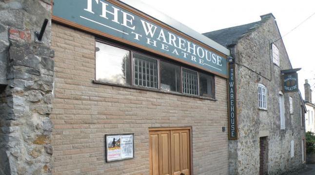 Blackhaven - Venue #2 - The Warehouse Theatre. Somerset County Drama Festival