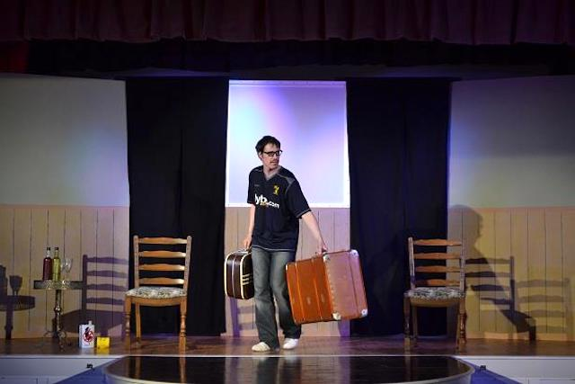 The Cook Did It! - Rehearsal - 30 September 2012