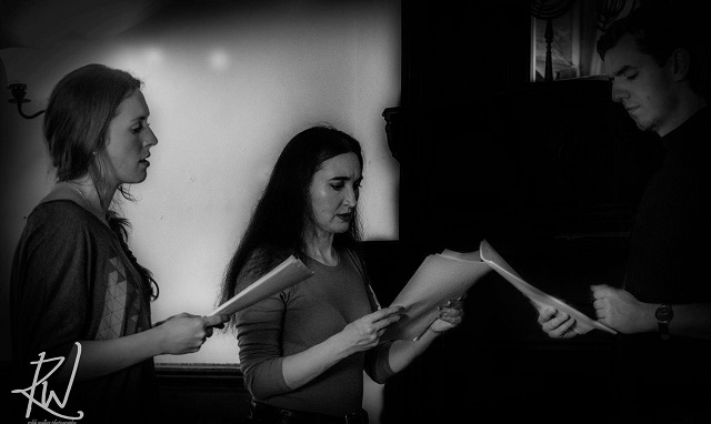 Samantha rehearsal - 14 July 2015