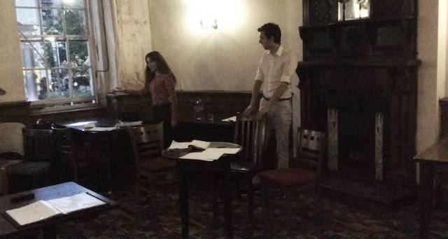 Samantha rehearsal 28 July 2015