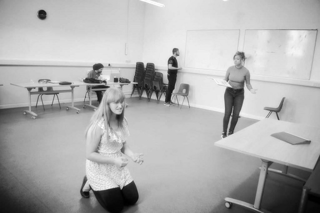 Rehearsal - The Not so Great Fallout of 1983 - 10 September 2017