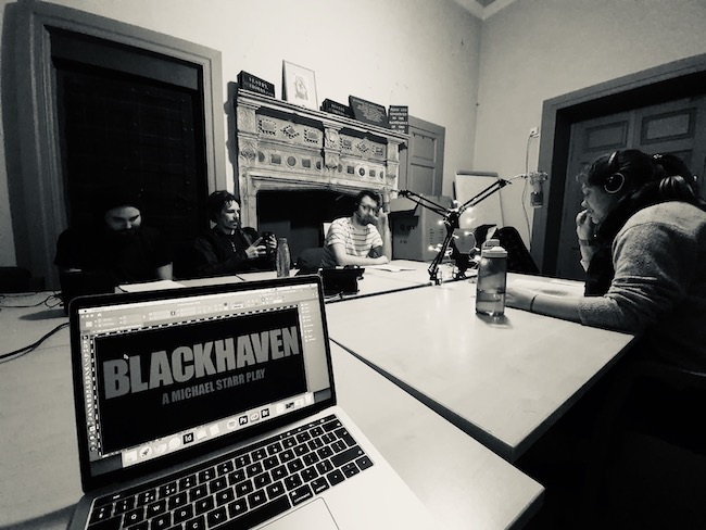 Blackhaven - Rehearsal - 30 January 2020