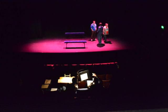 Underline - Technical - 12 October 2013 - Woking Drama Festival