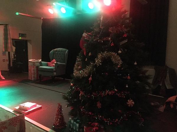 Christmas Evie the Panto - Technical - 17 December 2016